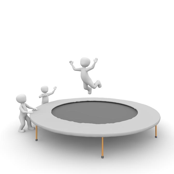 Jumping fitness – skacz po swoje!
