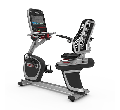 "8 Series Recumbent Bike W/15"" PAL EMBEDD"