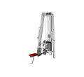 Nautilus Freedom Trainer Dual Pulley Row