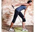 Natural Fitness Gumy Oporowe do Jogi Light (śliwkowe)
