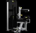 Mega Form Przyrząd do ćwiczeń Mięśnie proste grzbietu - siedząc (Back Extension)