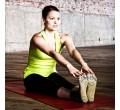 NATURAL FITNESS Skarpetki do jogi  3 pary