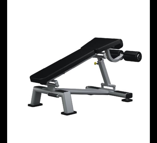OLYMP NG - Adjustable decline bench