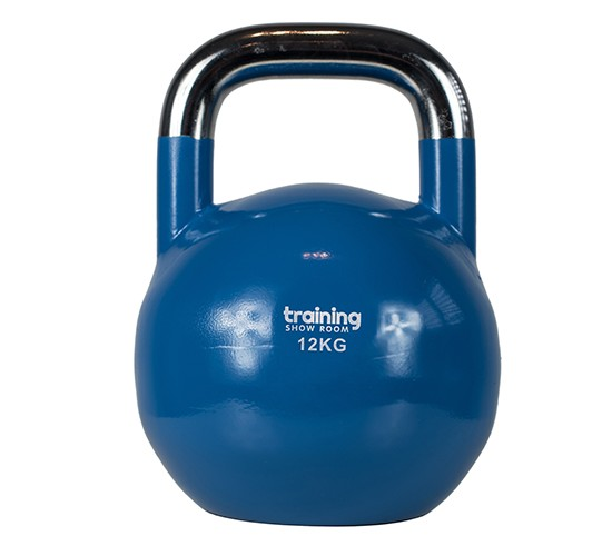 TRAINING SHOWROOM KETTLEBELL COMPETITION PREMIUM (CHROME) 16kg