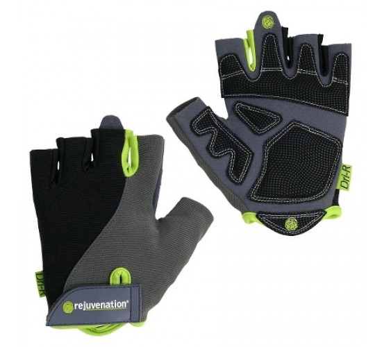 Rejuvenation Men's Pro Power Gloves XL