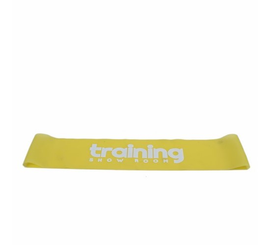 TRAINING SHOWROOM MINI BANDS PROFESSIONAL 0,3mm żółty