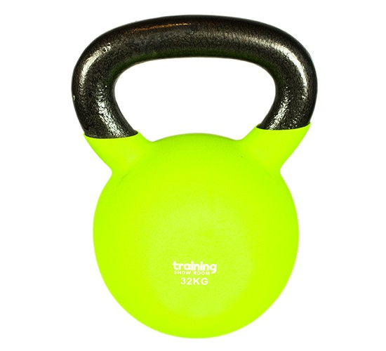 TRAINING SHOWROOM KETTLEBELL FITNESS PREMIUM 32 kg
