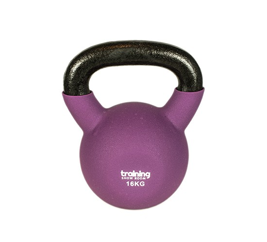 TRAINING SHOWROOM KETTLEBELL FITNESS PREMIUM 16 kg