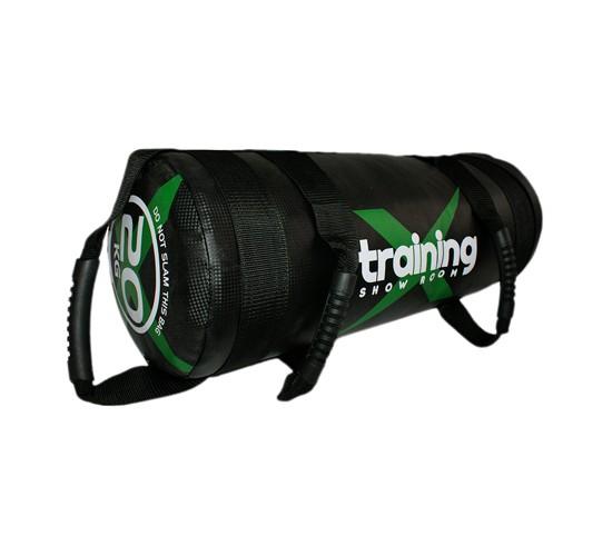 TRAINING SHOWROOM POWERBAG 20kg