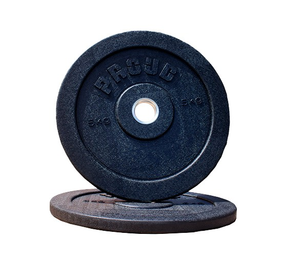 OBCIĄŻENIE PROUD HI-TEMP PRO BLACK (MIĘKKIE) 5kg