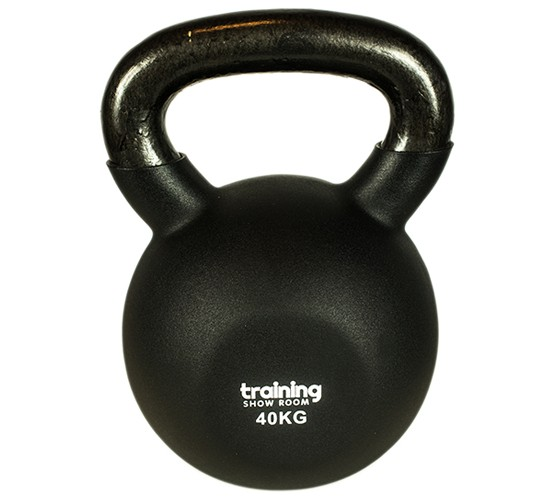 TRAINING SHOWROOM KETTLEBELL FITNESS PREMIUM 40 kg