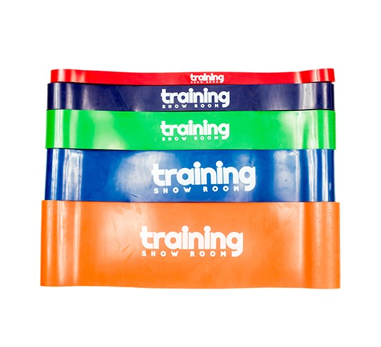 TRAINING SHOWROOM POWER BANDS 30