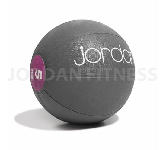 Jordan Piłka Lekarska - 5kg (Szara/Różowy)