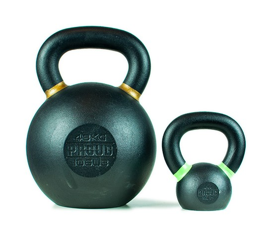TRAINING SHOWROOM KETTLEBELL TOP TRAINING 48kg