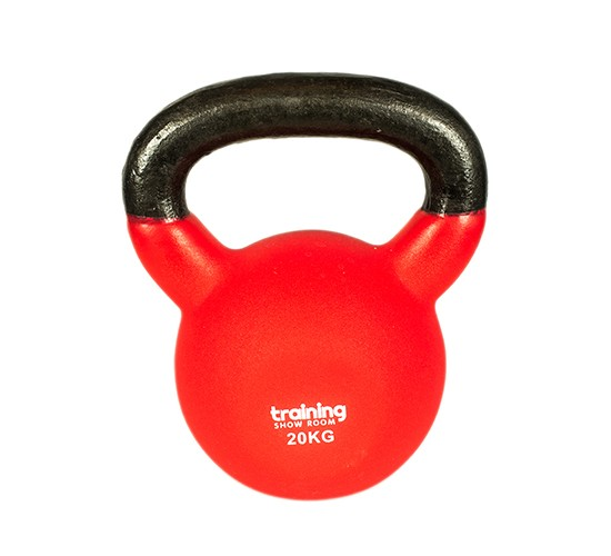 TRAINING SHOWROOM KETTLEBELL FITNESS PREMIUM 20 kg
