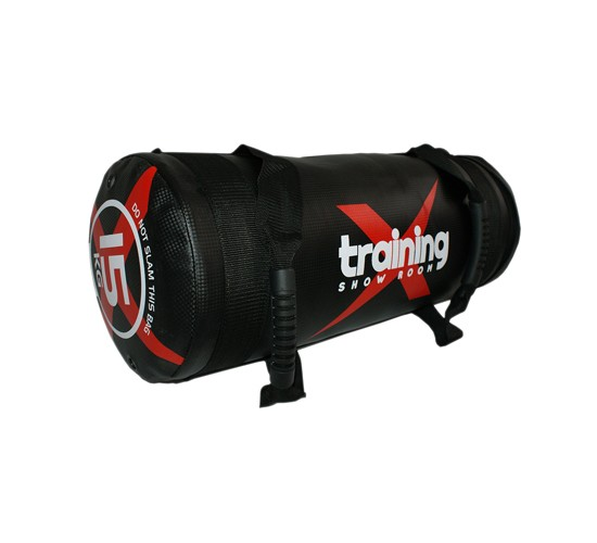 TRAINING SHOWROOM POWERBAG 15kg