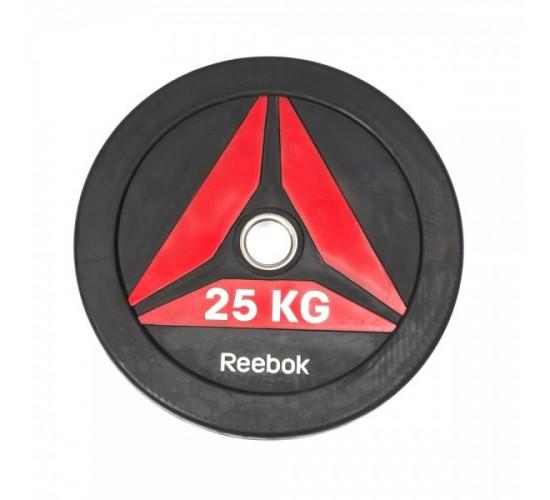 Reebok 15kg Bumper Plate