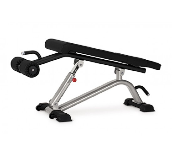 Star-Trac INSTINCT Series Adj. decline / ab bench