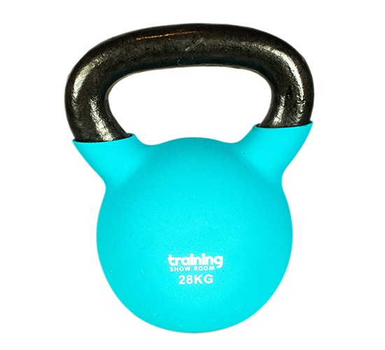 TRAINING SHOWROOM KETTLEBELL FITNESS PREMIUM 28 kg