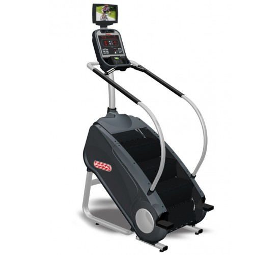 "Star-Trac E-SMi E Series stairmill w/media center + 15"" Screen"
