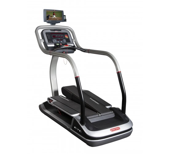 "Star-Trac E-TCi E Series Treadclimber & 15"" screen"