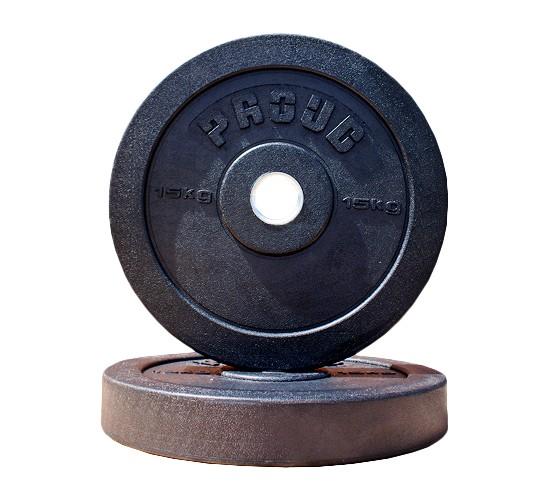 OBCIĄŻENIE PROUD HI-TEMP PRO - BLACK 15kg