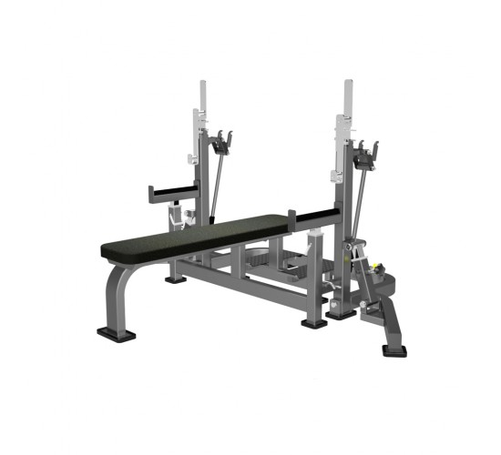 OLYMP CL - Powerlifting bench with racks for disabled