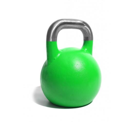 Jordan Kettlebell do zawodów 24kg - Zielony