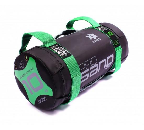 Jordan Sandbag Pro 10kg (Zielone Logo)