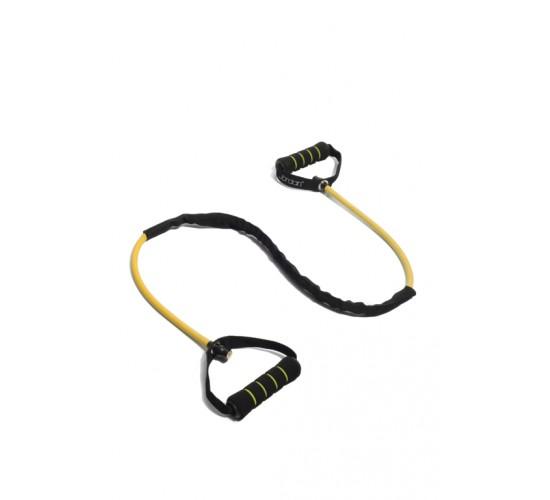 Jordan Guma do ćwiczeń Oporowa Resistance Tube Poziom 2 (Żółta)
