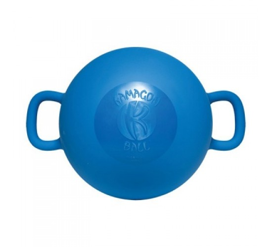 piłka kamagon niebieska