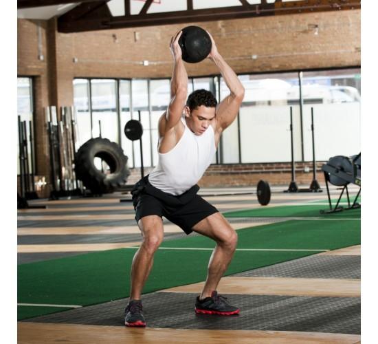 Lifeline USA Piłka obciążeniowa Slam Ball - 4,55kg