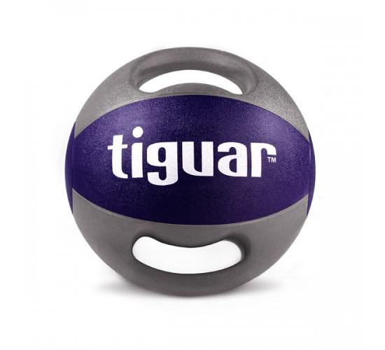 tiguar piłka lekarska 10 kg z uchwytem