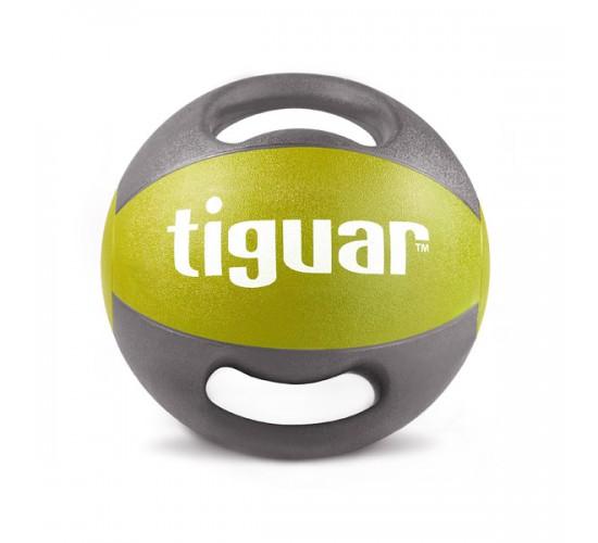 tiguar piłka lekarska 7 kg z uchwytem