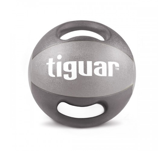 tiguar piłka lekarska 8 kg z uchwytem