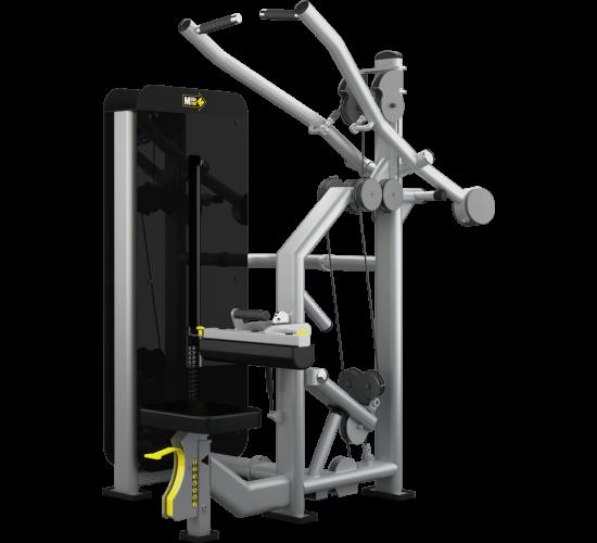 Mega Form Przyrząd do ćwiczeń Ściąganie w dół (LAT PULL DOWN)