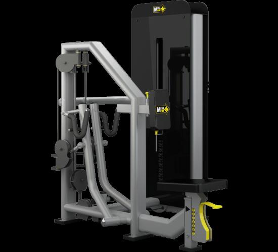 Mega Form Przyrząd do ćwiczeń Mięśnie najszersze grzbietu (ROW )