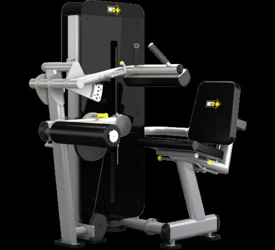 Mega Form Przyrząd do ćwiczeń Zginanie podudzi siedząc (Leg Curl)