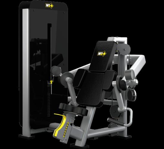 Mega Form Przyrząd do ćwiczeń Biceps (Biceps Curl)