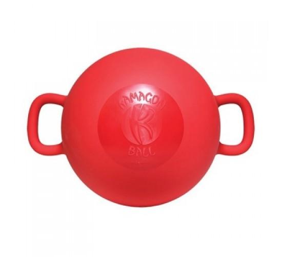 piłka kamagon czerwona