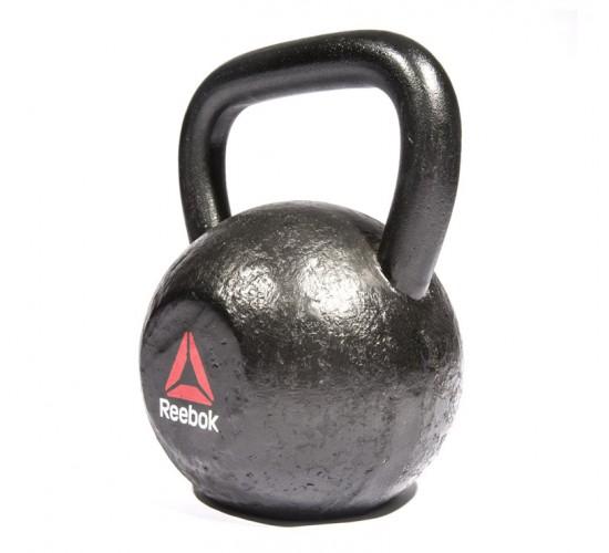 Reebok 28kg Kettlebell żeliwny Functional