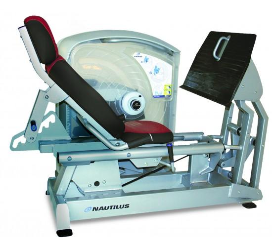 Nautilus One Leg Press