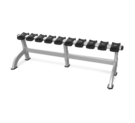 Nautilus INSPIRATION SINGLE TIER DUMBBELL RACK 5 PAIR