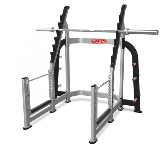Star-Trac INSPIRATION  OLYMPIC SQUAT RACK