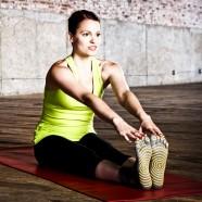 Natural Fitness Skarpetki do Jogi (XS/S)