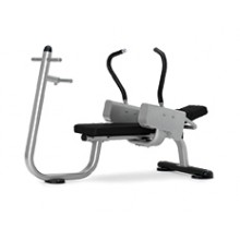 Star-Trac INSTINCT Series Abdominal bench