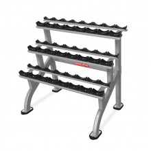 Star-Trac INSPIRATION  BEAUTY BELL RACK 3 TIER