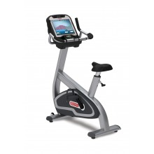 Star-Trac E-UBe E-Series upright bike w/media center + Embedded Screen