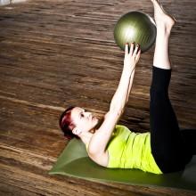 Natural Fitness Piłka do Jogi Mini Core Ball