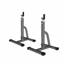 OLYMP CL - Barbell adjustable rack - low